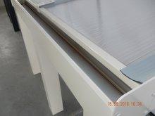 Dakgoot aluminiumgoot (Creme)