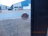 5 Glaswanden 90 cm breed 220 cm hoog totaal 442 cm breed_